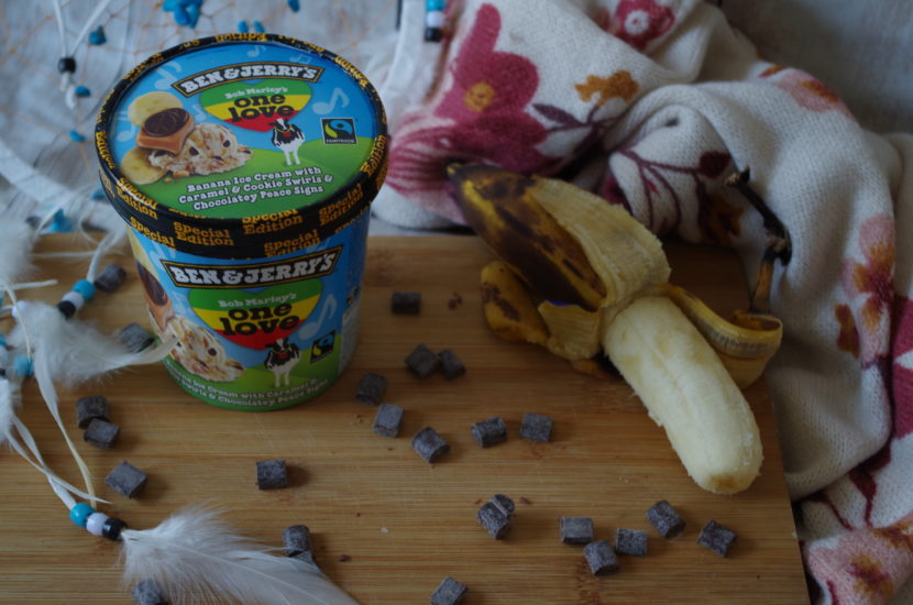 Ben and Jerry's One Love Ice Cream